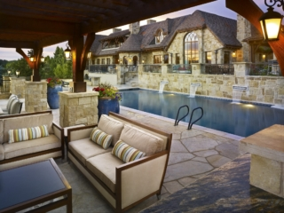 Outdoor Living pool, greg, Greg Comstock, comstock design