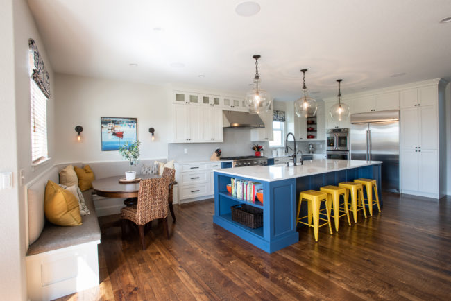 Bloomfield, Colorado Bright and Inviting Kitchen Remodel