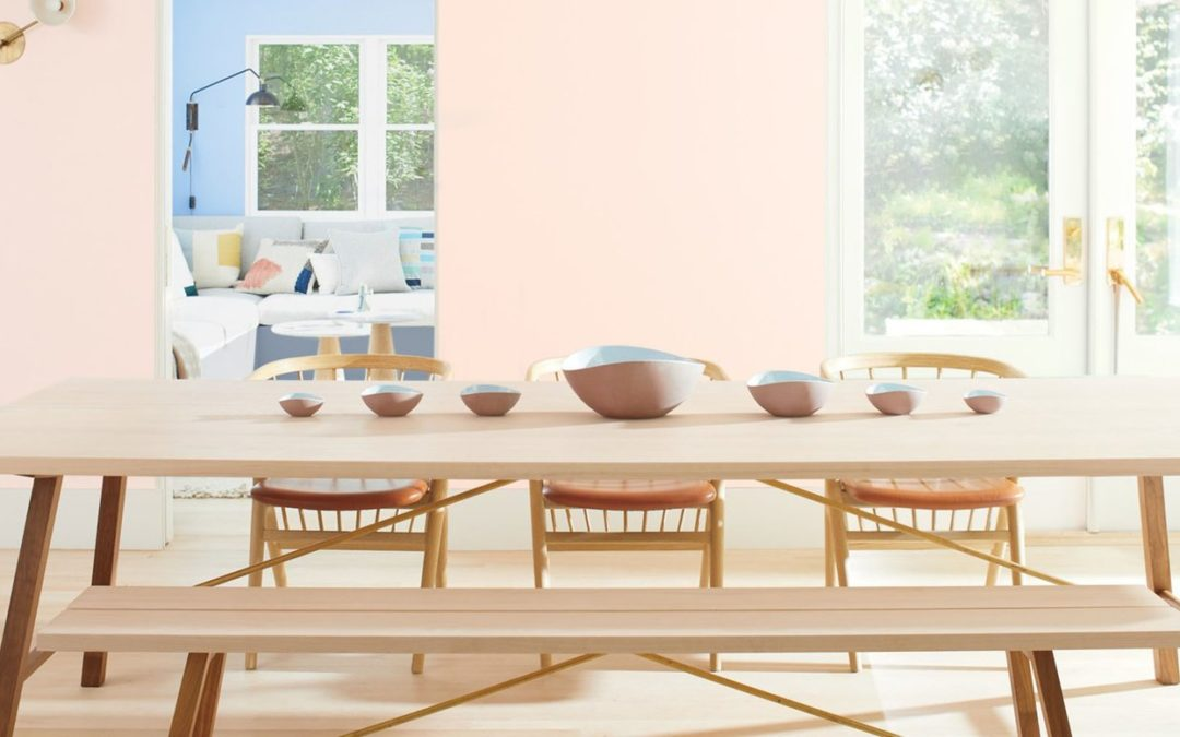 Paint Trends in Home Color for 2020: The New Neutrals
