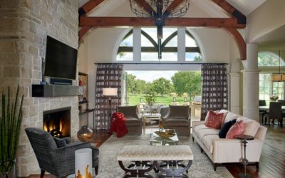 Extensive Columbine Valley Remodel: Dated to Fabulous in Six Months